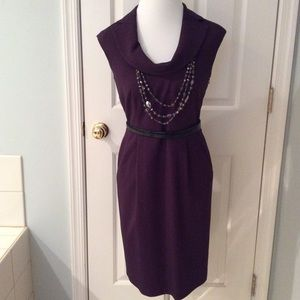 Calvin Klein dress in 1960s style